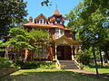 Facade in Historic District Near Governor's Mansion - Little Rock - Arkansas - USA - 02.jpg
