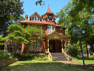 Governors Mansion Historic District historic district in Little Rock, Arkansas