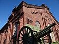 Facade of Military Museum - Suomenlinna Fortress - Helsinki - Finland (35598335220).jpg