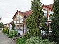 Fachwerk - Neubau in Ständerbauweise - Holzständerhaus.jpg