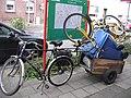 Fahrrad auf Fahrrad-Anhänger GESTOHLEN. - panoramio.jpg