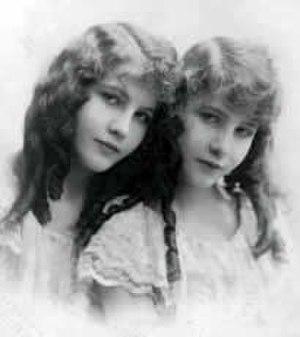 Madeline and Marion Fairbanks - The Fairbanks Twins