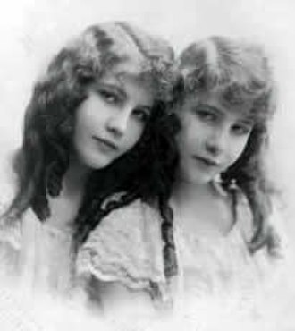 Madeline and Marion Fairbanks - The Fairbanks Twins