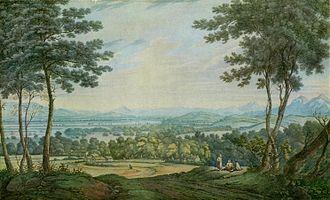 Joseph Farington - Scotch Landscape by Farington