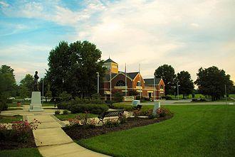 Farragut, Tennessee - Farragut Town Hall and Folklife Museum
