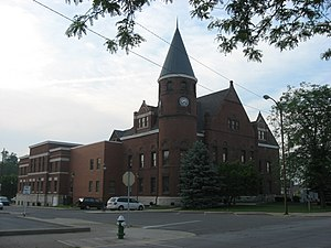 National Register of Historic Places listings in Fayette County, Indiana