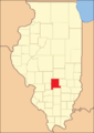 Fayette County Illinois 1831.png