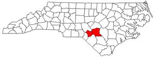 Fayetteville, North Carolina metropolitan area human settlement in United States of America