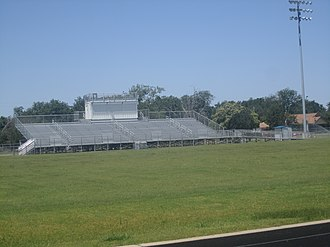 Chilton, Texas - Featherston Field in Chilton
