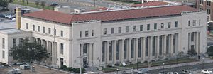 Jack Brooks Federal Building