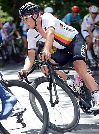 John Degenkolb - Degenkolb at the 2012 Olympic road race
