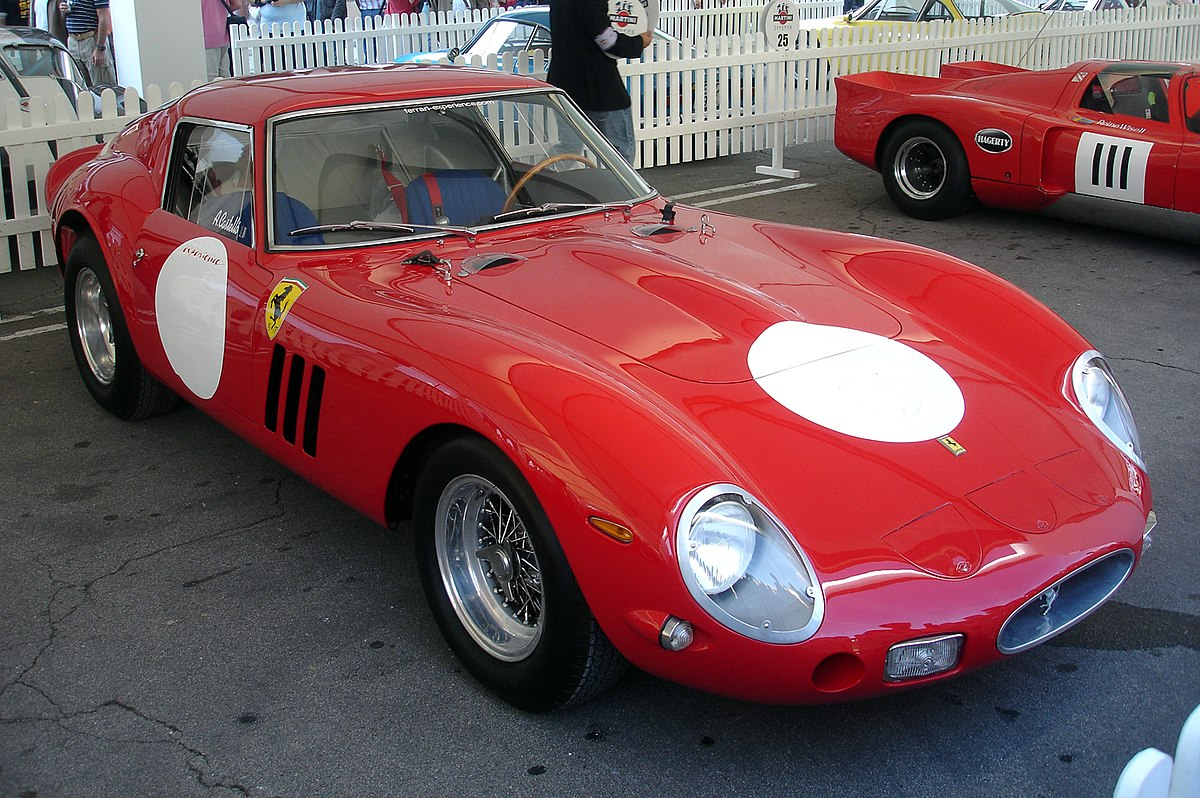 ferrari 250 gto wikipedia la enciclopedia libre. Black Bedroom Furniture Sets. Home Design Ideas