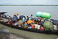 Ferry Service Across River Matla - Godkhali Ghat - South 24 Parganas 2016-07-10 5018.JPG