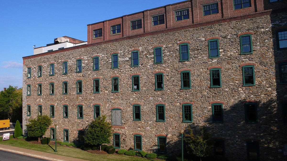 Joseph Dean Amp Son Woolen Mill Wikipedia