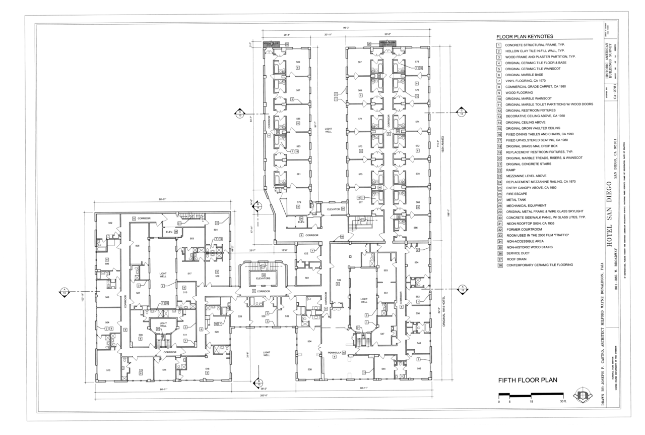 file fifth floor plan