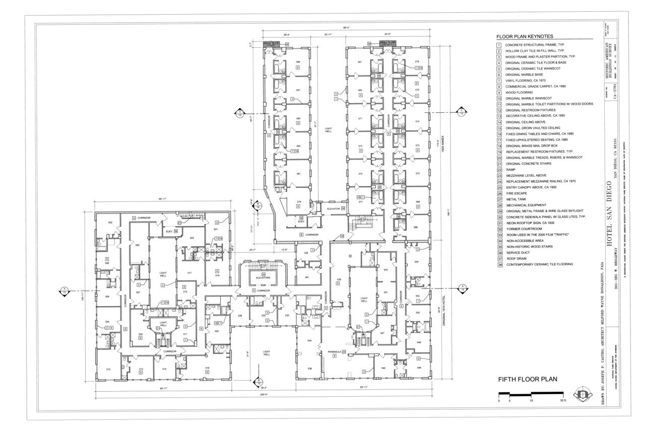 file fifth floor plan