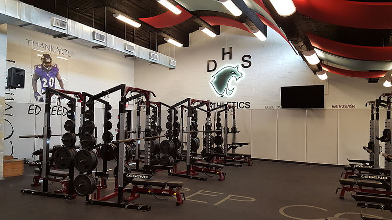 File:Fighting Wildcats Fieldhouse - Weight Room.jpg