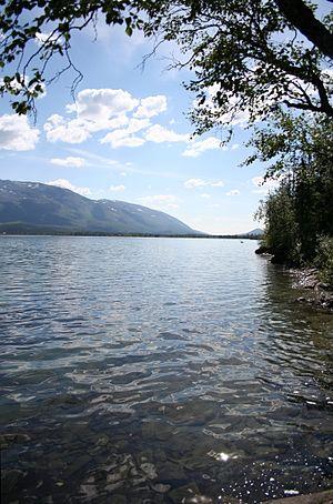 Nedre Fiplingvatnet - Image: Fiplingvatn 2