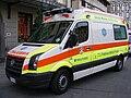 Firenze - ambulanza Fratellanza Militare Firenze (no. 69).jpg