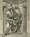 Firenze Statue di Cristo e San Tommaso in Or San Michele.jpg