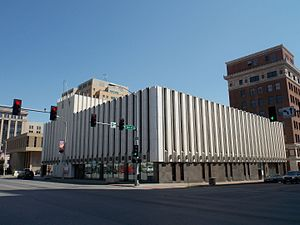 First Federal Savings and Loan Association Building - Image: First Federal Bank Building Davenport, Iowa