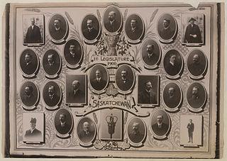 1st Saskatchewan Legislature