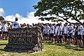 Five-mile run in honor of SEALs. (9191395747).jpg