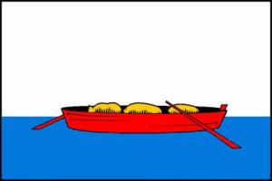 Gagarin, Smolensk Oblast - Image: Flag of Gagarin (Smolensk oblast)
