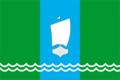 Flag of Sheksninsky rayon (Vologda oblast) (2002-2004).png