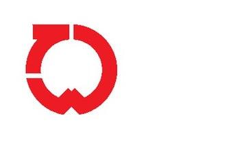 Ten-ei, Fukushima - Image: Flag of Tenei Fukushima