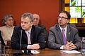 Flickr - Saeima - Saeimas deputāti tiekas ar Latvijā akreditētajiem ārvalstu vēstniekiem un vēsturniekiem (7).jpg
