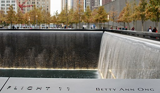 Flight 11 section, 9-11 Memorial - Flickr - skinnylawyer