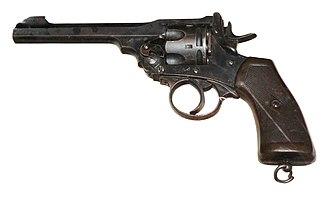 Enfield No. 2 - An Enfield No. 2 revolver