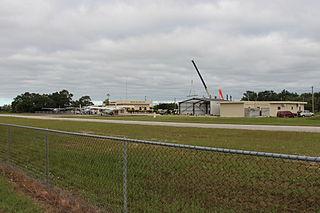 Dangriga Airport airport in Belize