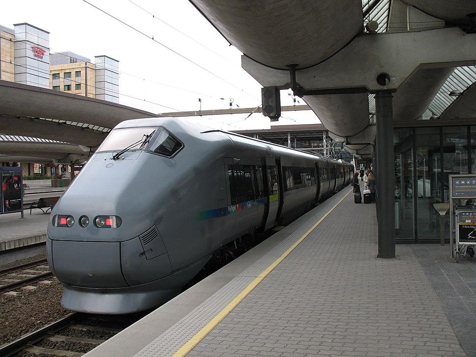 Flytoget Oslo S