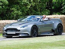 Permalink to Aston Martin V8 Vantage Race Car