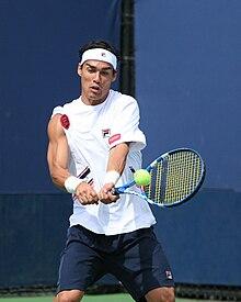 Fabio Fognini agli U.S. Open 2009