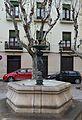 Font a la plaça de sant Pere, Osca.JPG