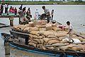 Food Transportation Across River Matla - Godkhali - South 24 Parganas 2016-07-10 4839.JPG