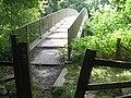Footbridge over the A21, near Hastings Road - geograph.org.uk - 1409216.jpg