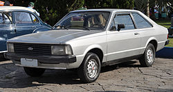 Ford Corcel Ii Itanhaém Jpg