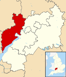 Forest of Dean UK locator map.svg