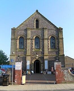 Trinity Congregational Church, Arundel Church in West Sussex , United Kingdom