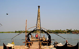 Fort Kochi - Common scene of Kochi