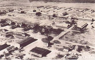 Rio Grande City, Texas - Fort Ringgold in its prime.