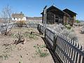 Fort Rock Museum, Watson Cabin 01.jpg