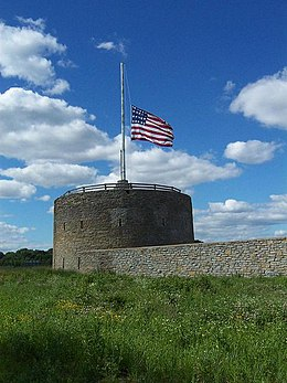Fort Snelling Round Tower.JPG
