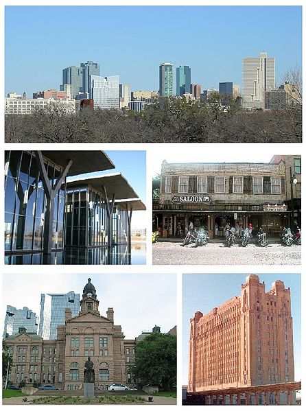 tóng-àn:Fort Worth Montage.jpg