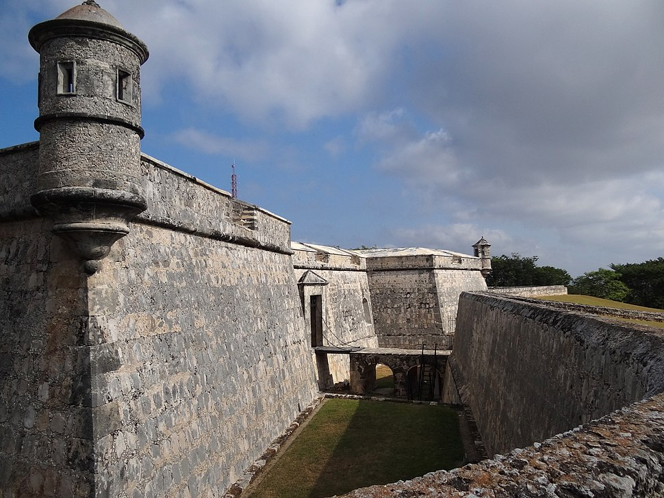 Fort of San Miguel - Campeche - Mexico - 03
