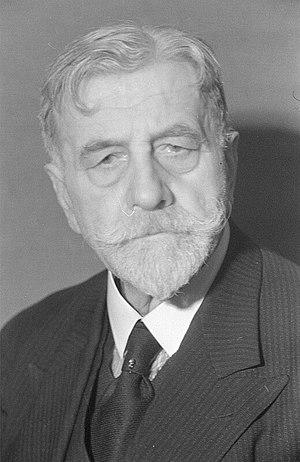 Bückeburg - Wilhelm Külz 1946